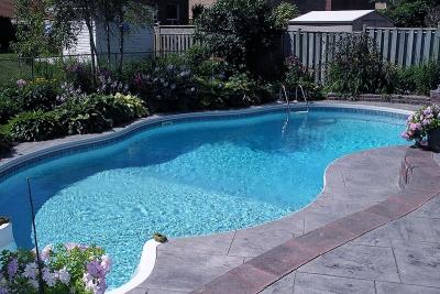LeakShot for Concrete Pools