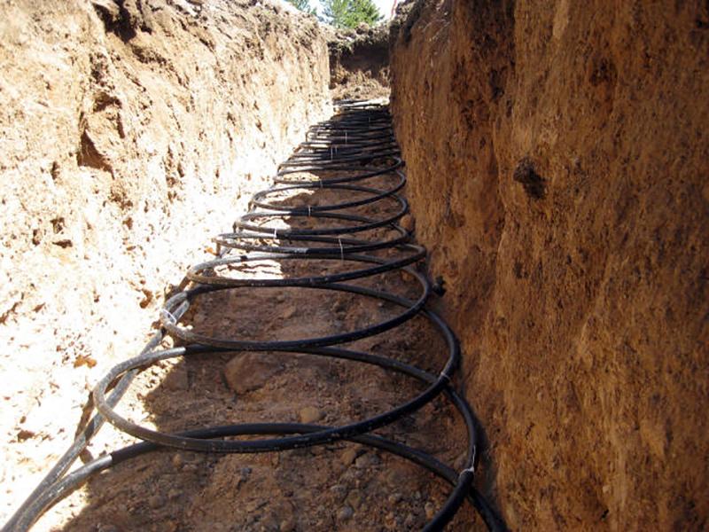 Geothermal Plumbing