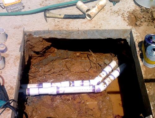Don't Break Concrete For Pipe Leaks